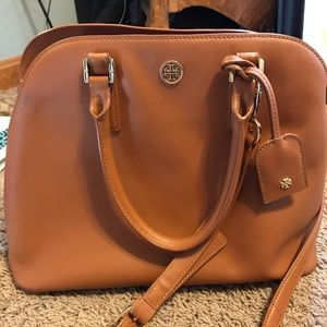 Tory Burch Robinson Dome purse